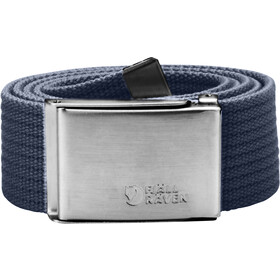 Fjällräven Canvas Belt dark navy